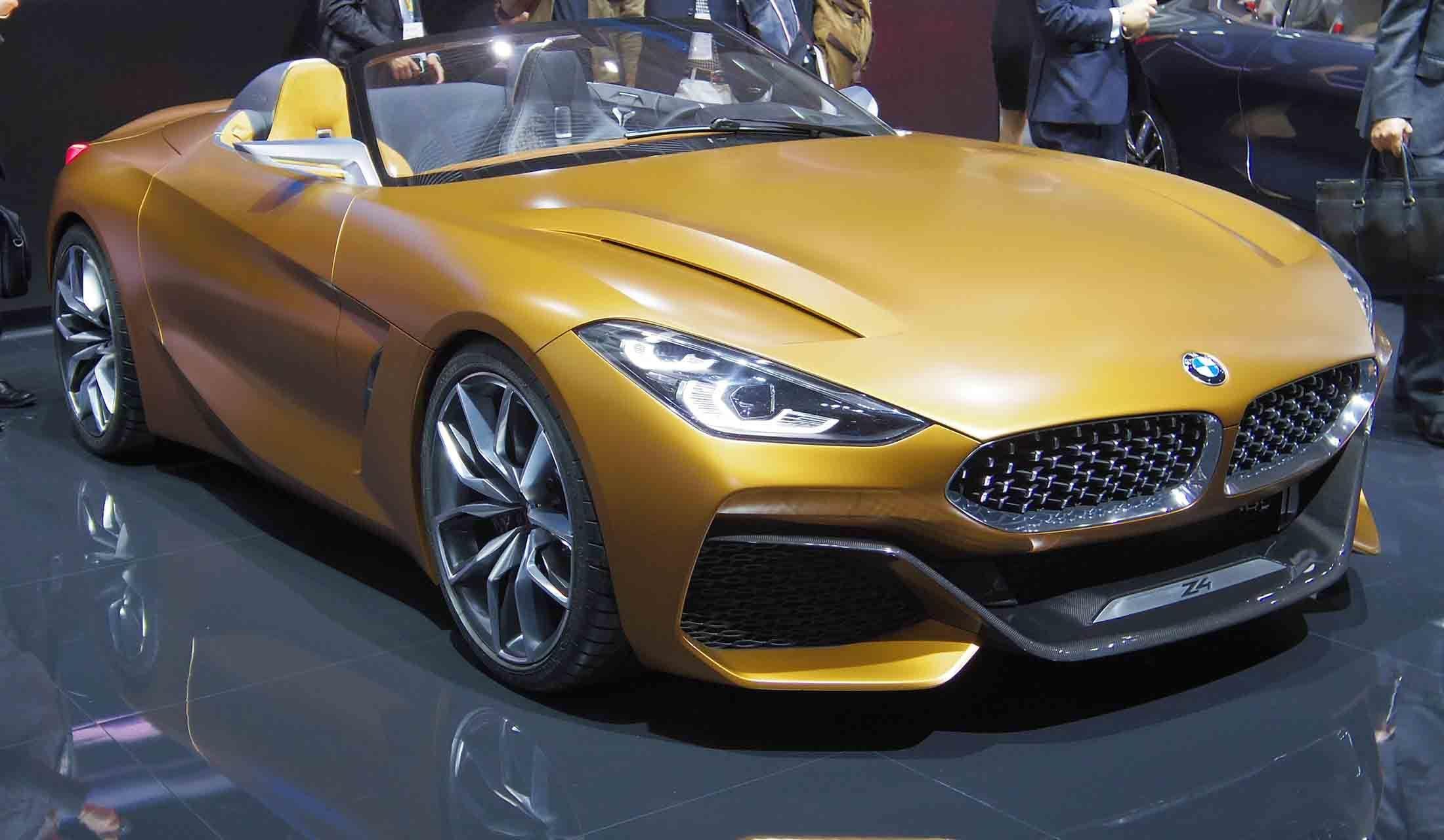 BMW|コンセプトZ4