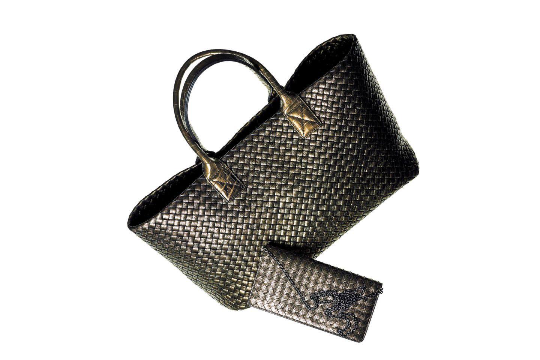 【2】ボッテガ・ヴェネタのトートバッグ