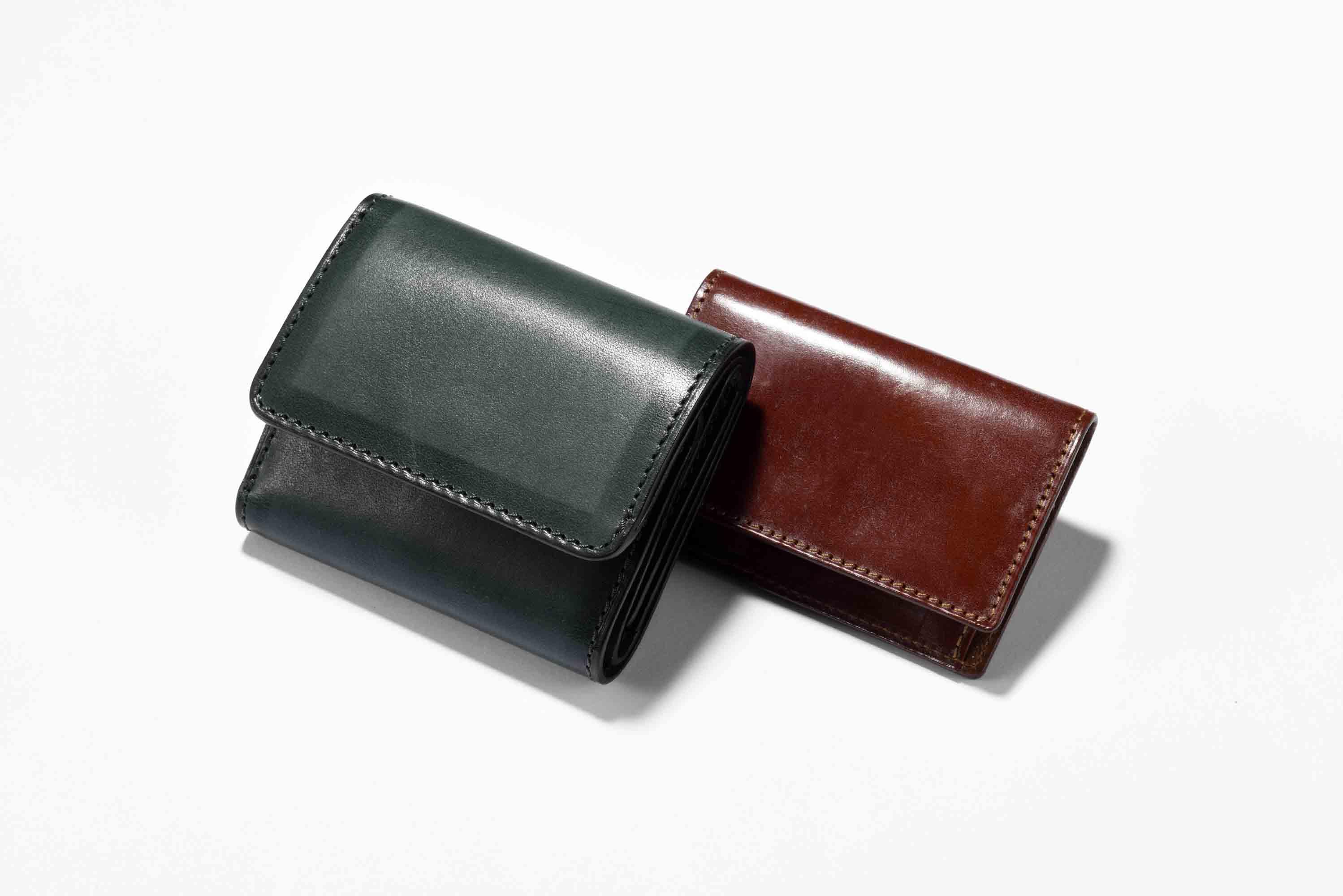 【17】ソメスサドル 三つ折り財布