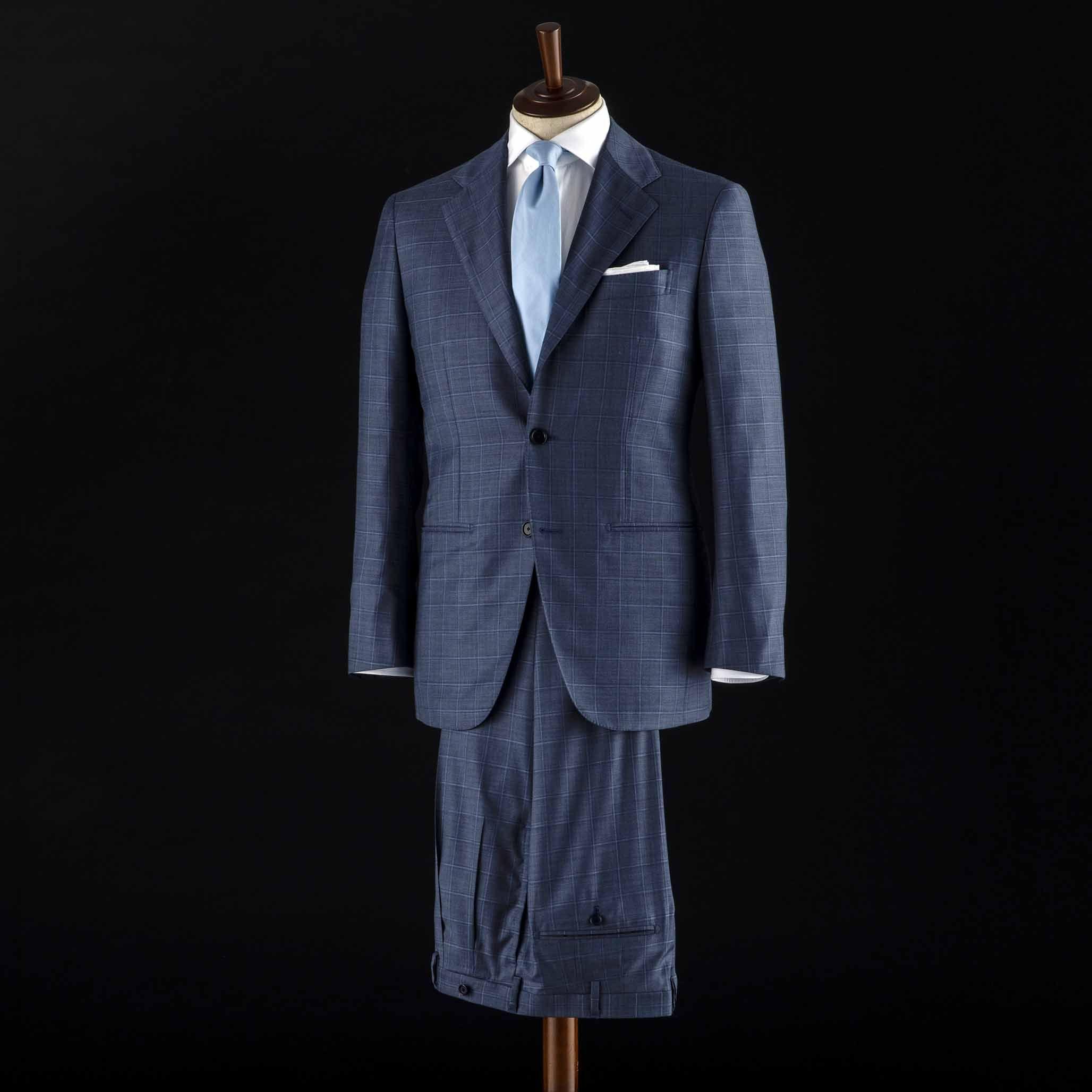 【7】個性を主張するならセレクトショップのオリジナルスーツを!