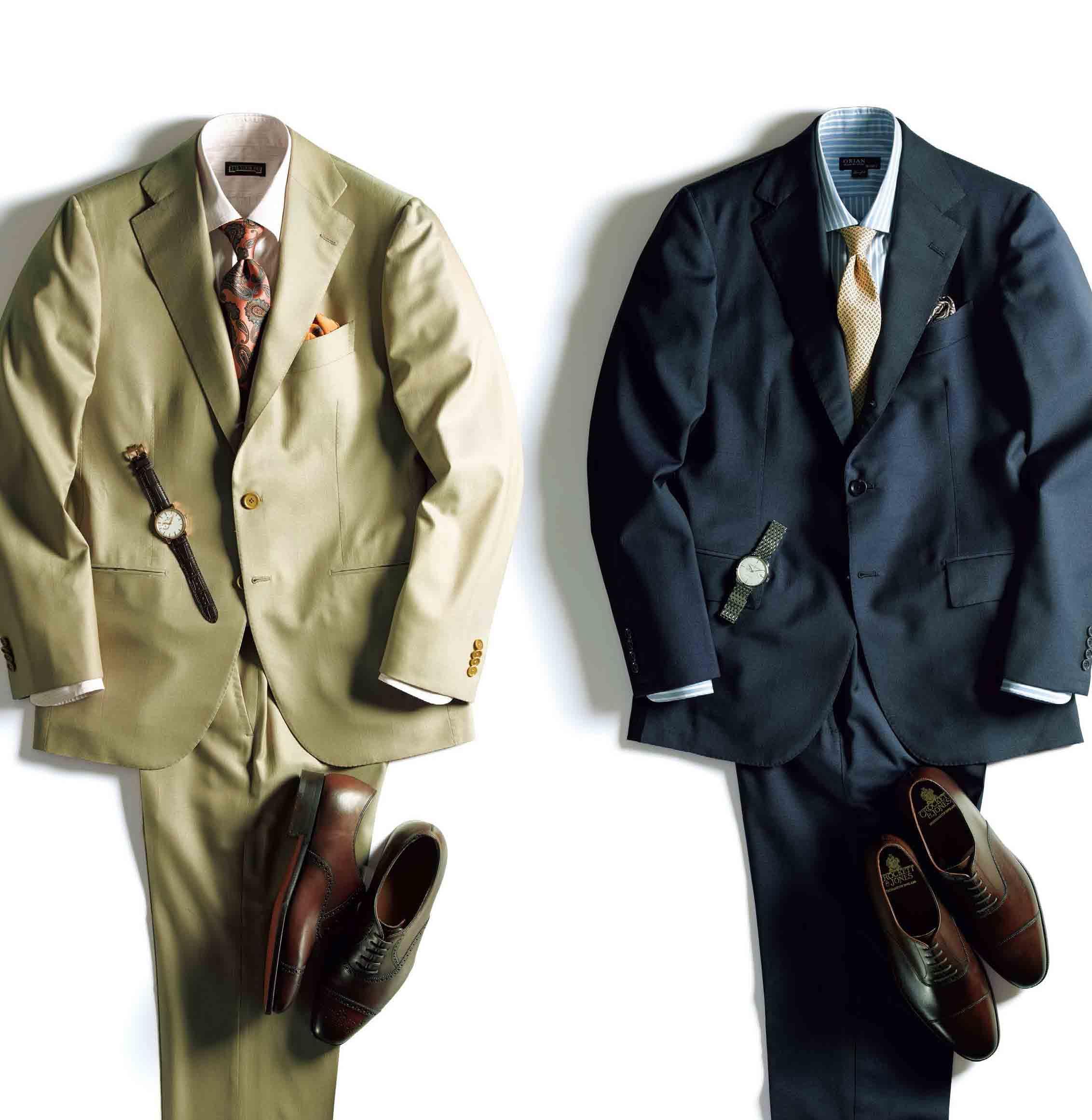 【2】「クラシコイタリア」スーツ