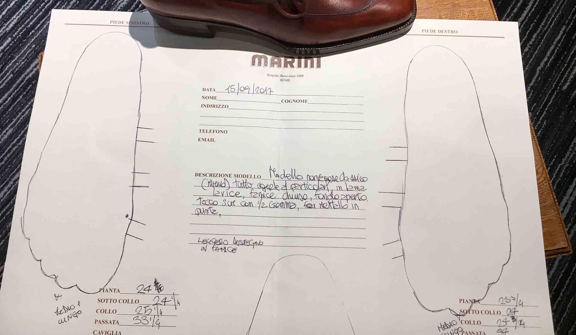 50万円超の注文靴!「マリーニ」はクラシコイタリアの頂点だ