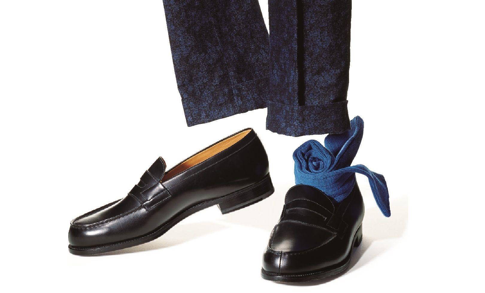 【6】パンツと靴と靴下の正解コーデ