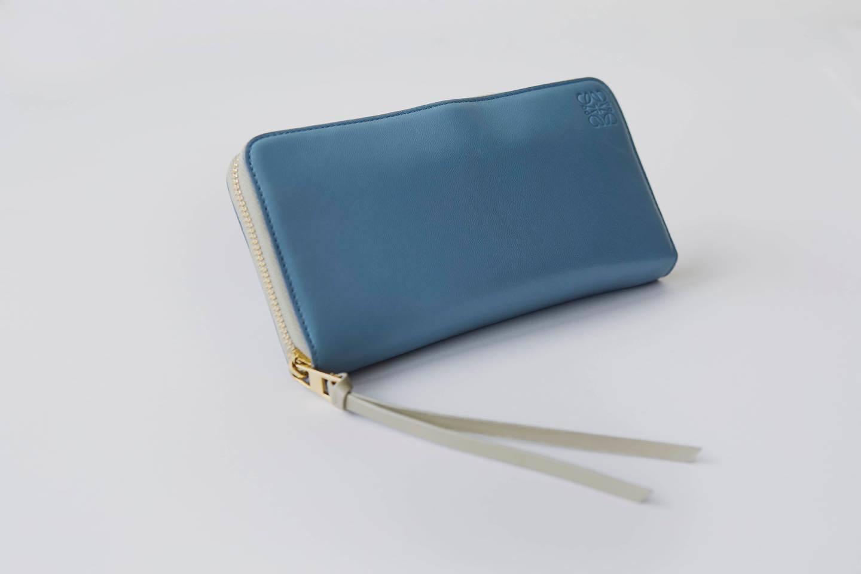 カリスマPR・髙橋みどりさん愛用のロエベの長財布