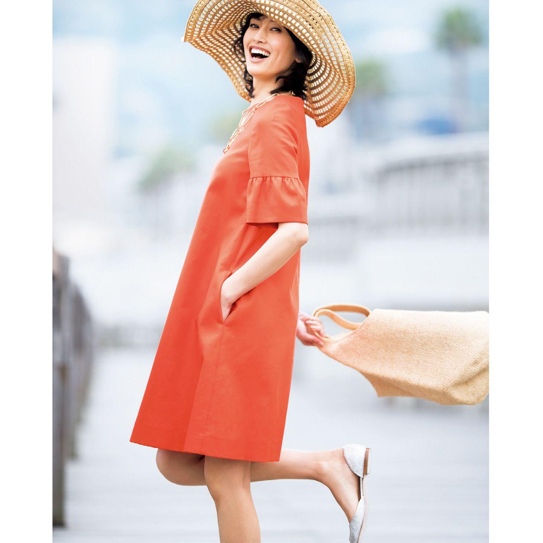 【15】麦わら帽子×オレンジワンピース