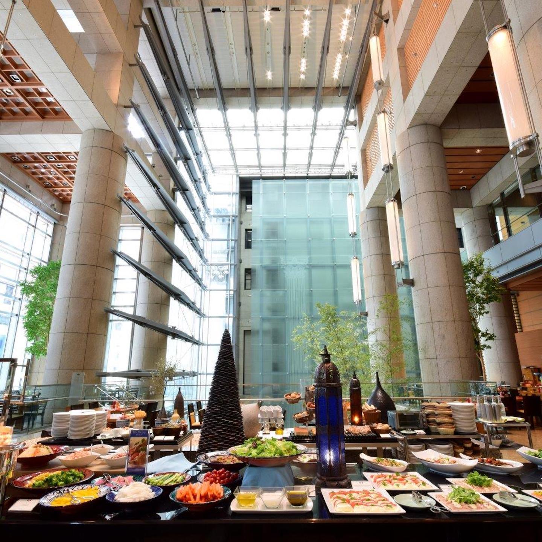 三越前 「地中海料理 ヴェンタリオ / マンダリン オリエンタル 東京」