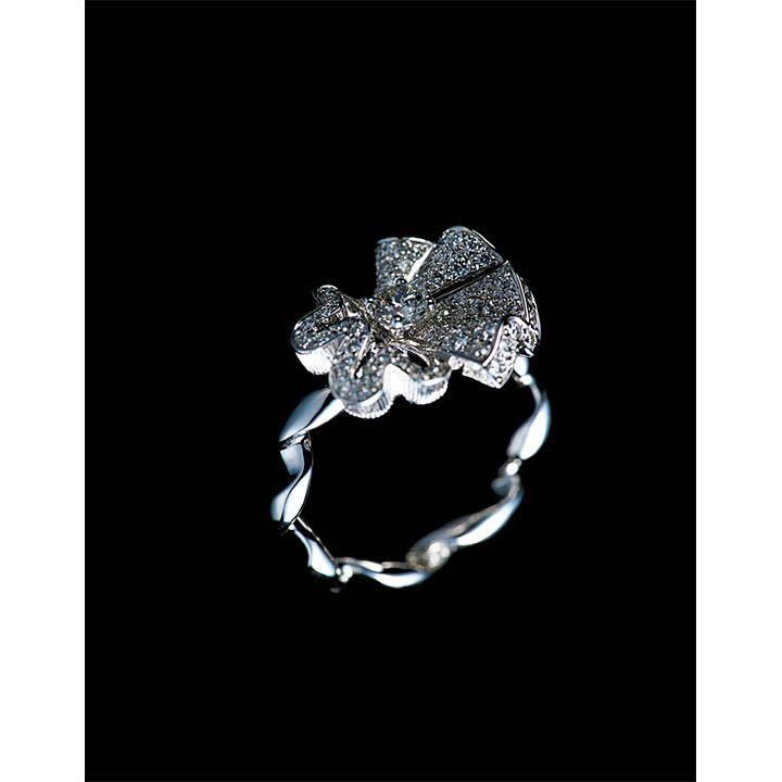 ディオールのリング|ダイヤモンドリング