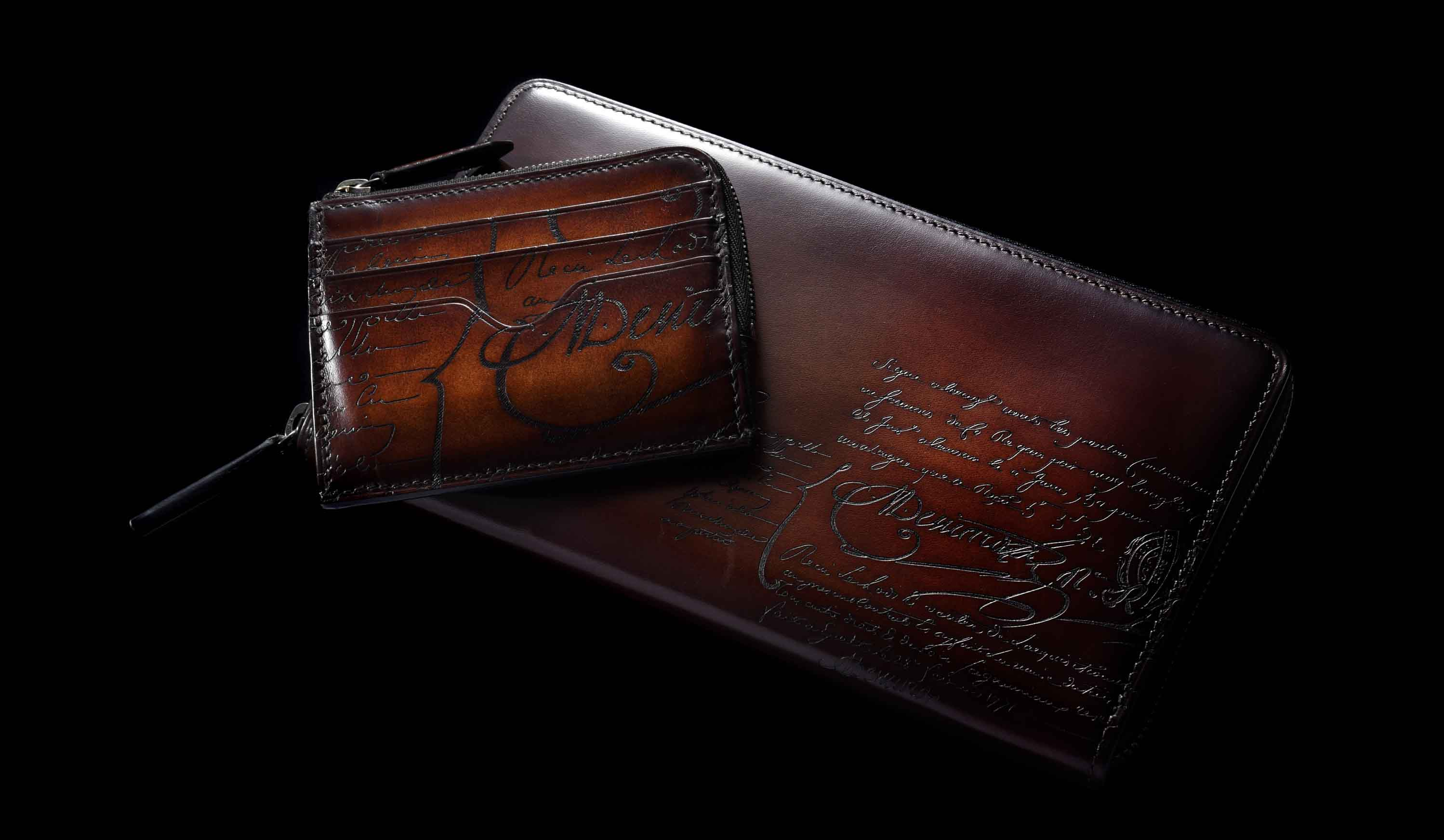 【5】ベルルッティ 長財布&カードケース付き小銭入れ
