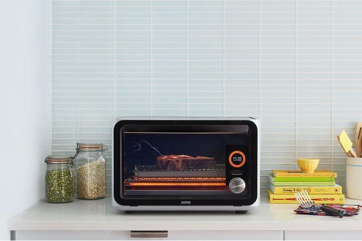 aiを搭載したスマートオーブン june oven ジューン オーブン が