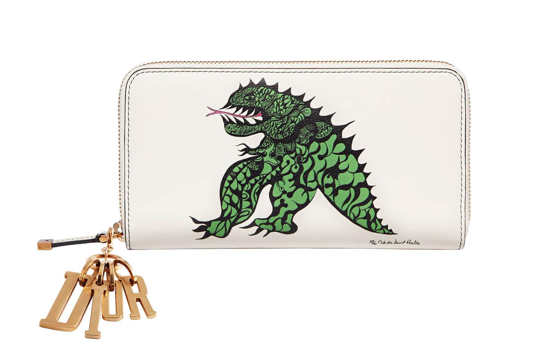 【2】レディ ディオールの新作財布