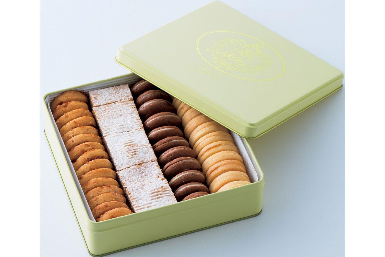 【3】「銀座ハプスブルク・ファイルヒェン」のクッキー