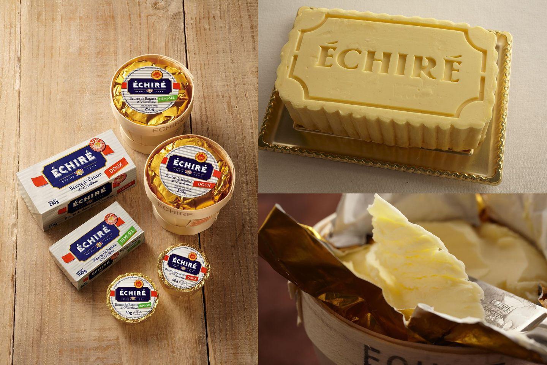 【2】丸の内「エシレ・メゾン デュ ブール」のバターケーキ