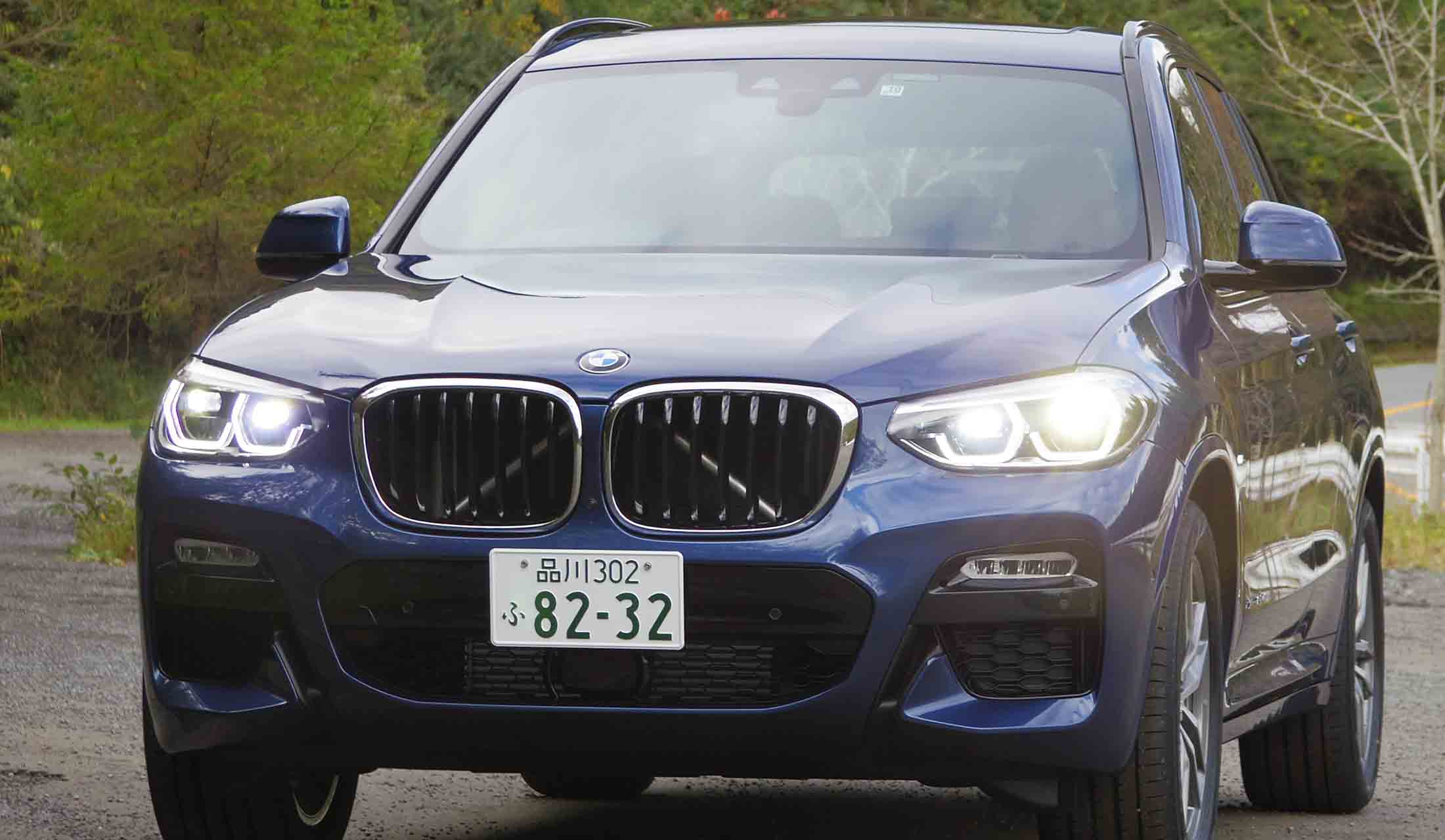 【5】BMW「X3」