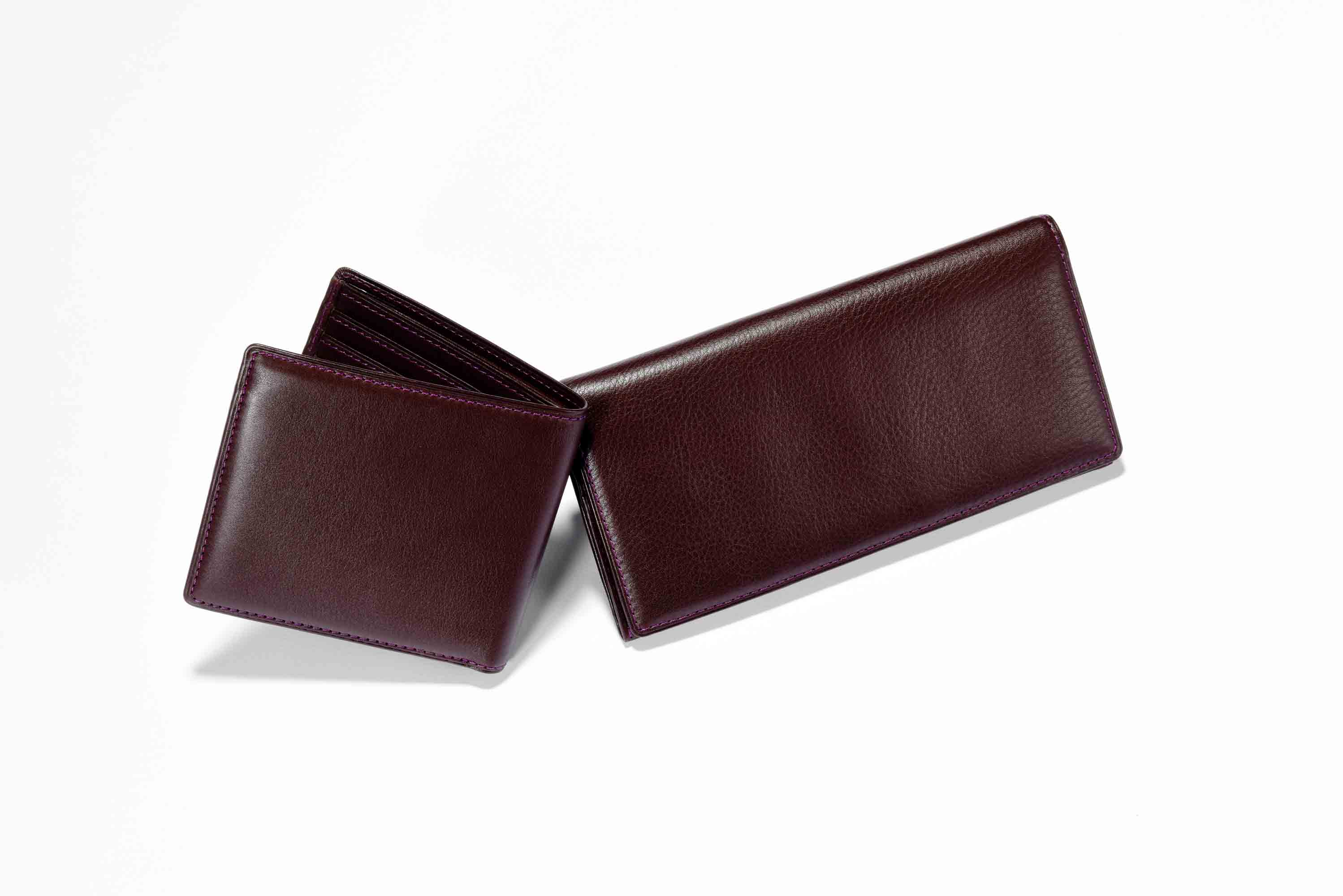 【12】ソメスサドル 二つ折り財布&長財布