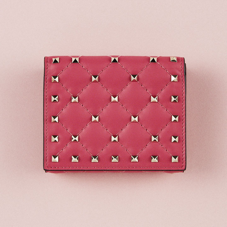 ヴァレンティノ|折りたたみ財布|三つ折り